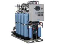 Samsco Water Treatment Technologies -Water Demineralizer Systems